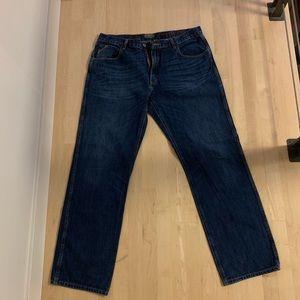 Ariat Men's jeans  M3Athletic  38/34